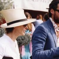 Victoria Lady de Rothschild and David de Rothschild