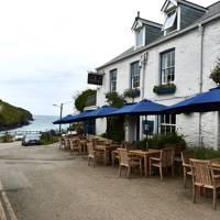 The Hotel: Port Gaverne Hotel