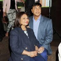 Usha and Lakshmi Mittal