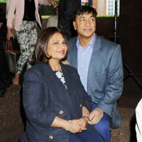 Usha and Lakshmi Mittal