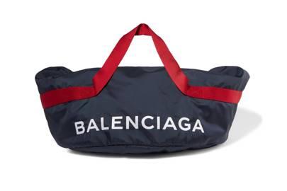 Balenciaga travel bag