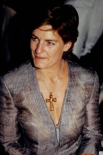 Mrs Manoli Olympitis