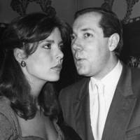 Princess Caroline and Jean Paul Scarpita