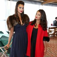 Natalie Fernandez and Lady Nicole Fernandez