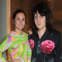 Lliana Bird and Noel Fielding