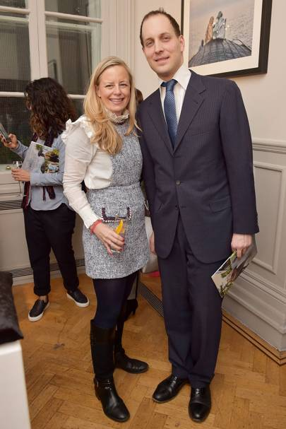 Astrid Harbord and Lord Frederick Windsor