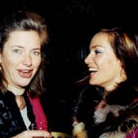 Tara Palmer-Tomkinson and Mrs Charles Pettifer