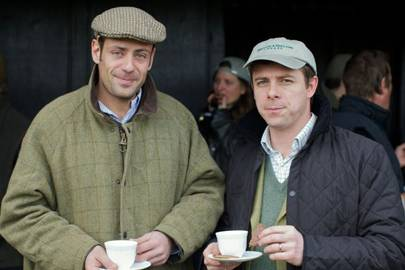 Alexander Rivkin and Daniel Brennan