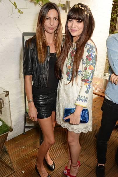 Zara Simon and Zara Martin
