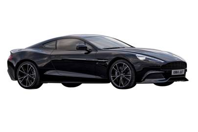 Aston Martin Driving Experience in Vanquish for one weekend
