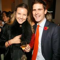 Venetia van Hoorn Alkema and Rob Chambers