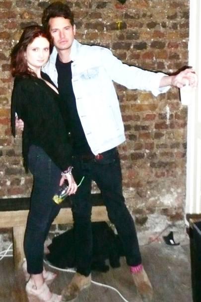 Victoria Morrisson and Joshua Anonuades Parsons