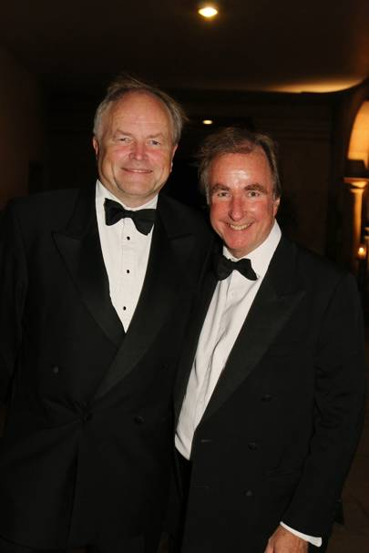 Clive Anderson and Andrew Chance