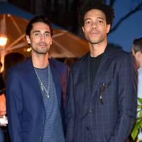 Hugo Taylor and Charlie Casely-Hayford