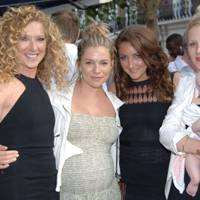 Kelly Hoppen, Sienna Miller, Natasha Corrett and Savannah Miller