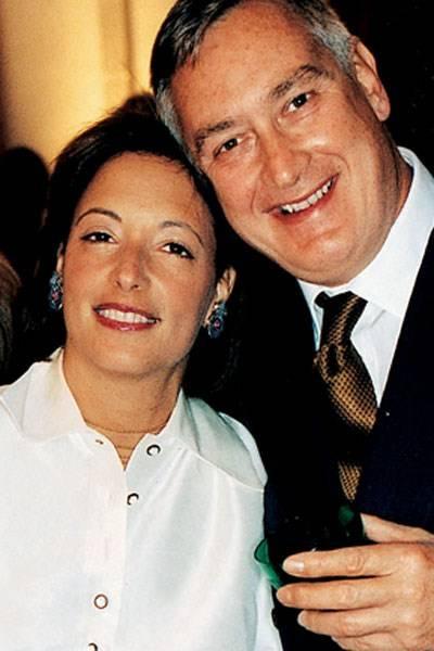 Mr and Mrs Giuseppe Ciardi
