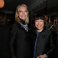 Viktoria Davydova and Angelica Cheung