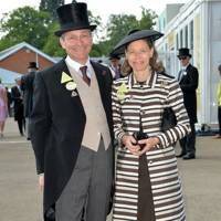 Daniel Chatto and Lady Sarah Chatto