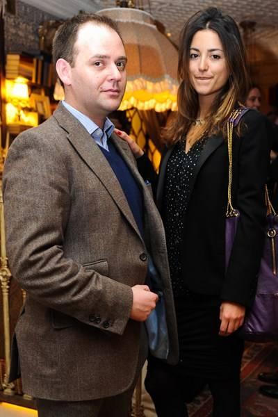 Andy McKay and Daniela Sanchez
