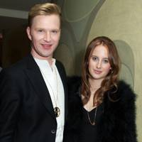 Henry Conway and Rosie Fortescue