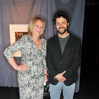 Louisa Buck and Conrad Shawcross
