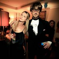 Claire Bals-Champrenault and Raimondo Gaetani