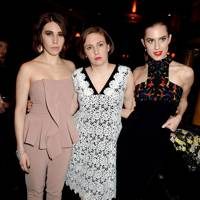 Zosia Mamet, Lena Dunham and Allison Williams