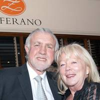 Neil Hadfield and Margaret Jackson