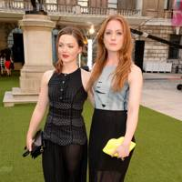 Holliday Grainger and Olivia Hallinan