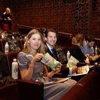 Tatiana Hambro and Charlie Hambro