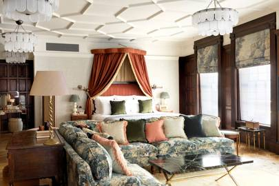 Jacobean Suite, Kettner's Townhouse