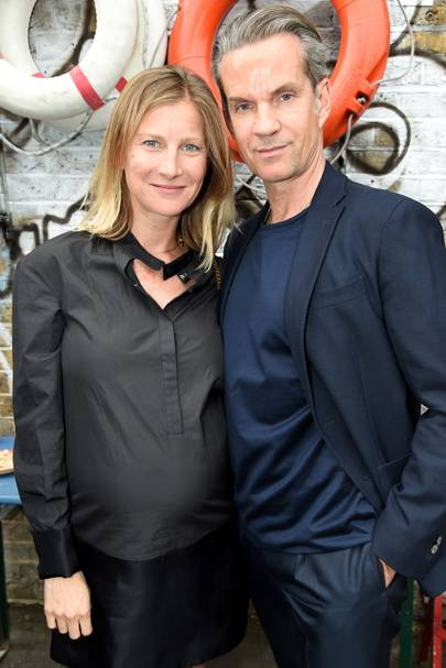 Elizabeth von Guttsman and Alexander Werz