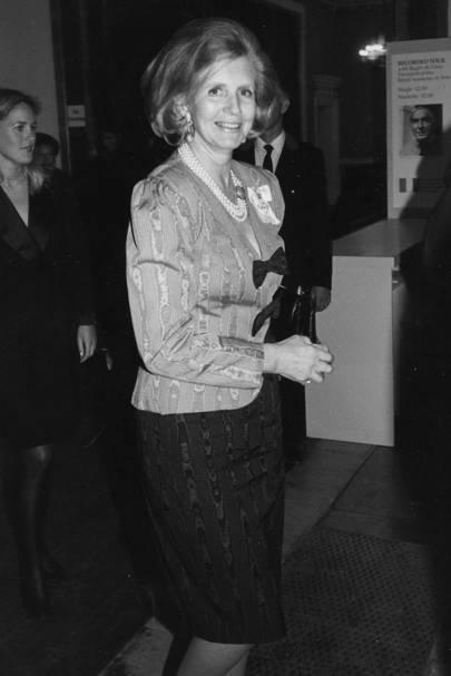 Lady Glenconner