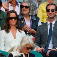 Pippa Middleton and James Matthews