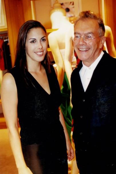 Jessica de Rothschild and Michael White