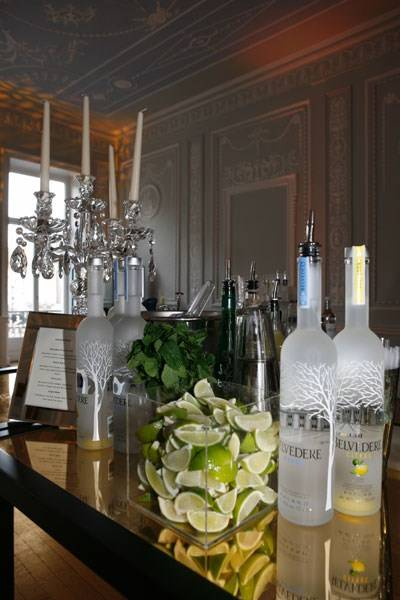 Cocktails by Belvedere