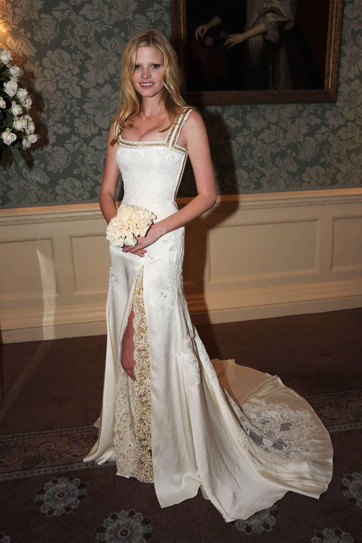 Best bridal fashion houses history iconic wedding dresses   Tatler