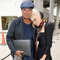 Michael Roberts and Daphne Guinness