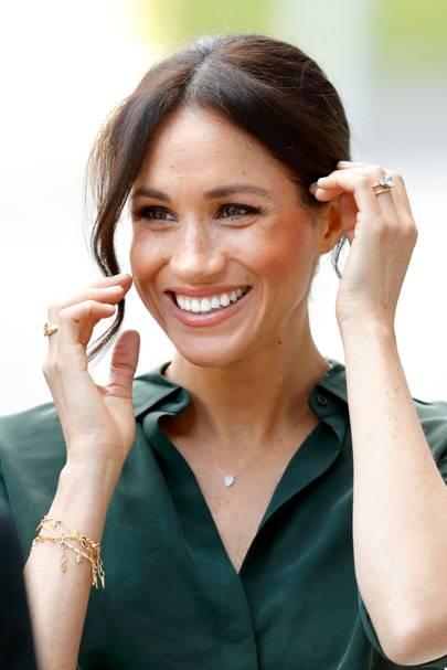 Adina Reyter teardrop necklace