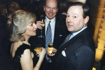Mrs Paddy Burgess, Paddy Burgess and Edward Demery
