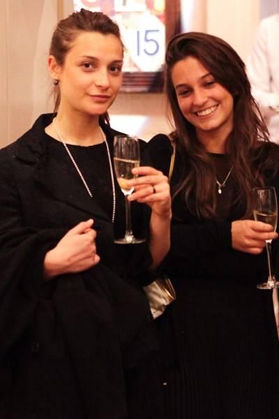 Guilia Arcese and Eleonora Arcese