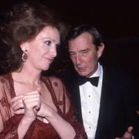 Ann Getty and the Duke of Badajoz