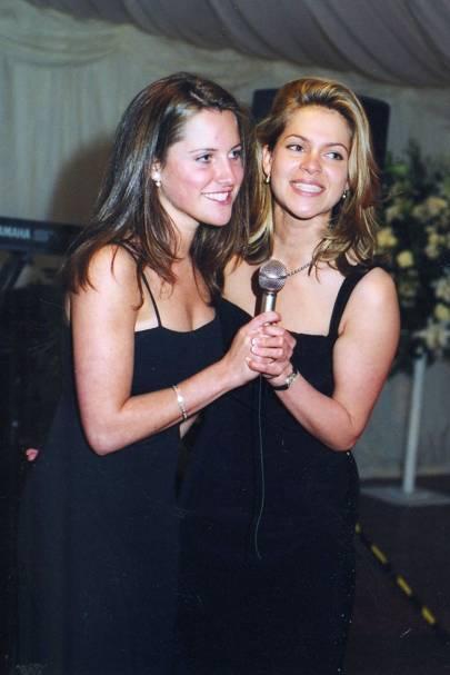 Sarah St George and Jane St George