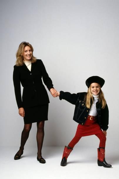 Viscountess Cowdray dresses Eliza Pearson (seven)