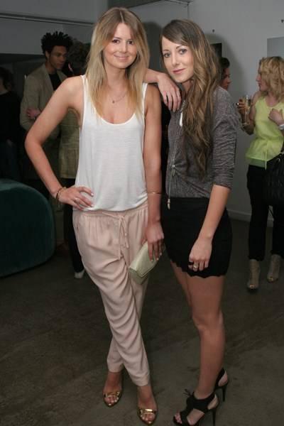 Christina Pope and Jenna Cavarra