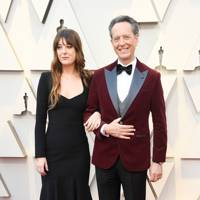 Olivia Grant and Richard E. Grant