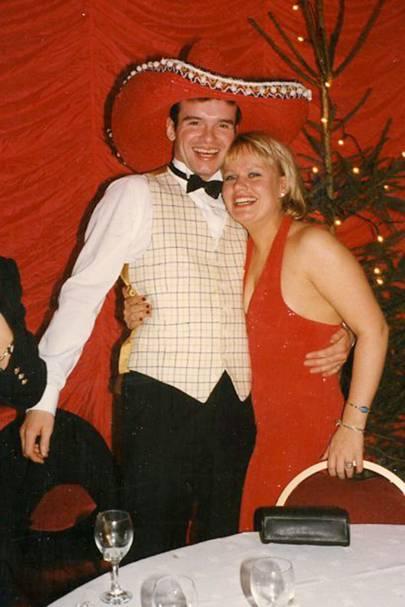 Mark Dent and Hannah O'Malley