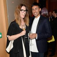Claudia Croft and Vikram Kansara