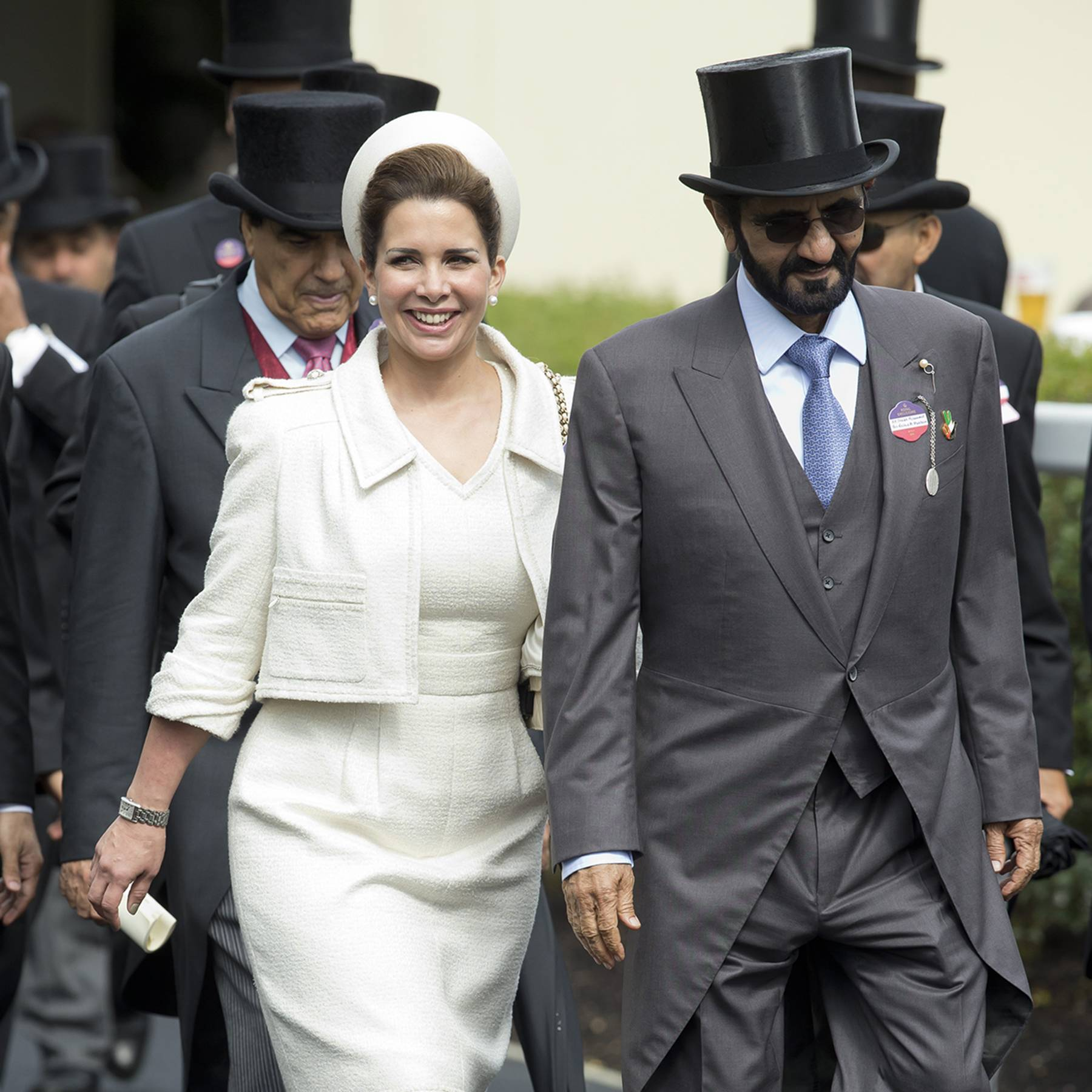 Princess Haya interview - wife of Emirate of Dubai Sheikh Mohammed bin Rashid Al Maktoum | Tatler