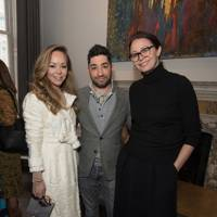 Tamara Ralph, Michael Russo and Caroline Rush